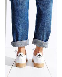 Adidas - White Ultra Boost Kva Sneakers - Core Black/grey/solar Green - Lyst