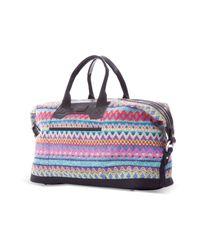 TOMS - Multicolor Sky Multi Sweater Felt Seeker Weekender - Lyst