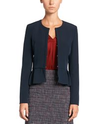 HUGO | Blue Blazer: 'arizza' | Lyst