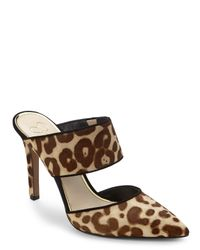 Jessica Simpson - Multicolor Cheetah Chandra Mule - Lyst