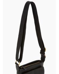 Mango - Black Cross-Body Strap Messenger Bag for Men - Lyst