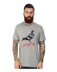 Staple - Gray Mj Pigeon Tee for Men - Lyst