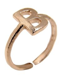 Bjorg - Metallic Ring - Lyst
