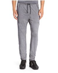 BOSS Green - Blue Tracksuit Bottoms: 'horatech' for Men - Lyst