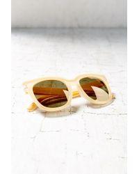Quay - Natural X Amanda Steele Envy Sunglasses - Lyst