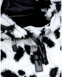 Moschino | Black Rucksack for Men | Lyst