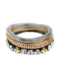 Steve Madden - Multicolor bracelets - Lyst
