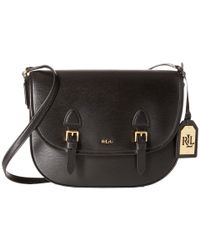 Lauren by Ralph Lauren | Black Tate Messenger | Lyst