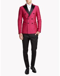 DSquared² | Pink Napoli Db Tux for Men | Lyst