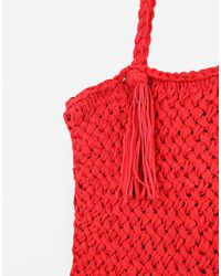 Wool And The Gang | Red Night Fever Bag | Lyst