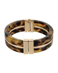 Max Mara | Brown Bracelet | Lyst