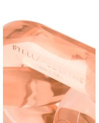 Stella McCartney | Natural 'bijoux Butter Plexi' Necklace | Lyst