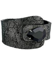 Leatherock | Black B666 | Lyst