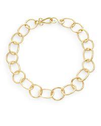 Stephanie Kantis | Metallic Legend Chain Link Collar Necklace | Lyst
