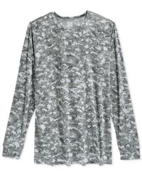 Weatherproof | Gray 32 Degrees Heat By Men'S Camo Thermal T-Shirt for Men | Lyst