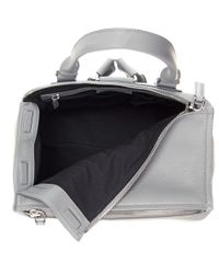 Givenchy | Gray Pandora Leather Backpack | Lyst
