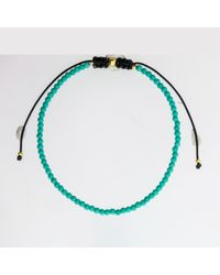 Azendi | Blue Dark Turquoise Friendship Bracelet | Lyst