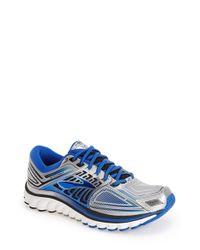 Brooks - Blue 'glycerin 13' Running Shoe for Men - Lyst