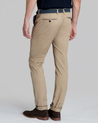 Ted Baker | Natural Clegan Slim Fit Chino for Men | Lyst
