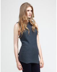 Wool And The Gang | Gray Long Island Tunic | Lyst