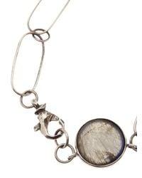 Beth Orduna | Metallic Labradorite Necklace | Lyst