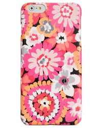 Vera Bradley | Multicolor Iphone 6 Plus Snap On Case | Lyst
