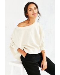 Silence + Noise - Natural Andy Sweater - Lyst