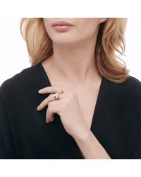 John Hardy | Multicolor Macan Double Head Ring With Black Onyx And Diamonds | Lyst