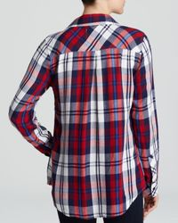 Rails - Red Shirt - Carmen Plaid - Lyst