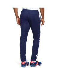 Ralph Lauren - Black Cotton-blend-piqué Track Pant for Men - Lyst
