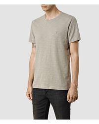 AllSaints | Natural Soul Crew T-shirt for Men | Lyst