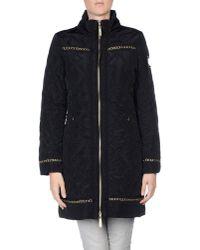 Just Cavalli - Black Jacket - Lyst