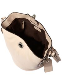 Marc By Marc Jacobs | Natural Biege C-lock Bucket Bag | Lyst