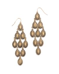 Adia Kibur - Metallic Anna Earrings - Gold - Lyst