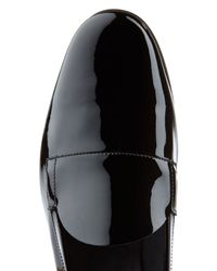 Pierre Hardy - Jacno Patent Leather Loafers - Black - Lyst