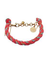 Venessa Arizaga | Pink Playa Bracelet | Lyst