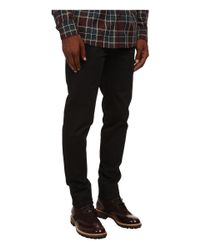 DSquared²   Black Tokyo Stretch Cotton Twill Pants for Men   Lyst