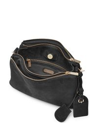 Vanessa Bruno - Leather Shoulder Bag - Black - Lyst