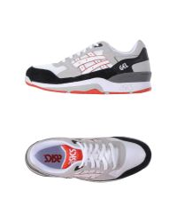 Asics - Gray Low-tops & Trainers for Men - Lyst