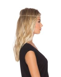 House of Harlow 1960 | Metallic Su2c X Revolve Sama Head Chain | Lyst