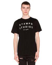 Stampd - Black Studios 15 Tee for Men - Lyst