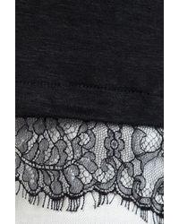 Marc By Marc Jacobs - Carmen Jersey Tee in Black - Lyst