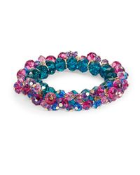 Catherine Stein | Multicolor Beaded Shake Stretch Bracelet | Lyst