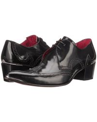 Jeffery West - Black Brogue for Men - Lyst