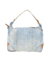 Ermanno Scervino - Blue Handbag - Lyst