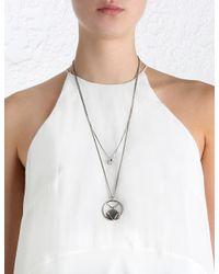 Zimmermann | Metallic Mm Orbital Necklace | Lyst