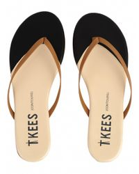 TKEES   Brown Contours   Lyst