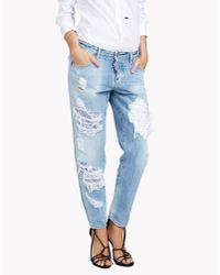 DSquared² | Blue Hockney Jeans | Lyst