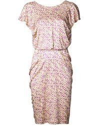 Saloni | Pink Apsara Dress | Lyst