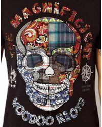Elvis Jesus | Black Tshirt Voodoo for Men | Lyst